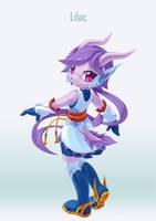 Lilac by LordYanYu