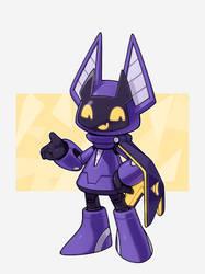 Cape The robot bat
