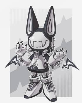 Echo The robot bat
