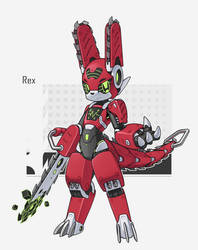 Rex the Roibeast