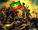 La Liberte guidant la Ruthvenie