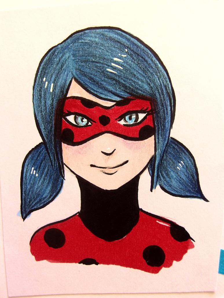 Ladybug by Lauridia