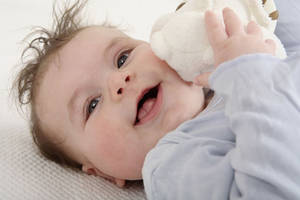 Cute Baby Shot by 123rfanna