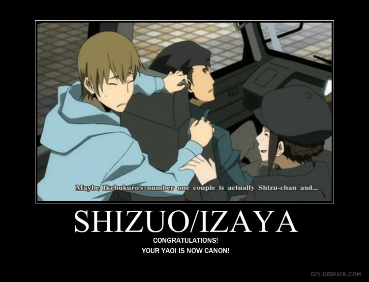 izaya and shizuo relationship memes