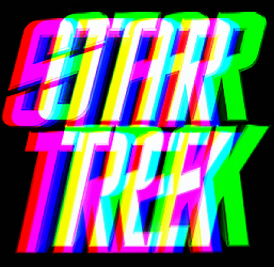 Star trek logo 3d by richard67915 on deviantart for 3d star net