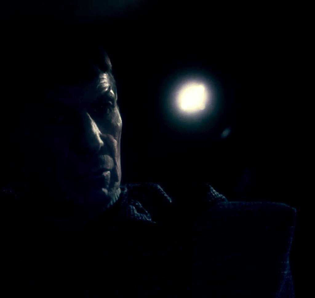 Spock Silhouette