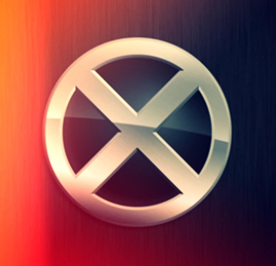 x men symbol wallpaper - photo #22