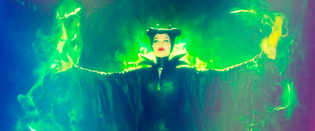 Maleficent Fire By Richard67915 On Deviantart