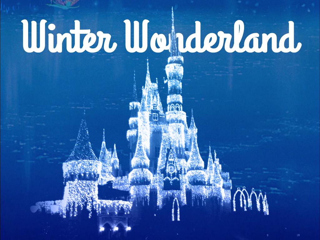 Winter Wonderland Castle by Richard67915