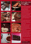 Fruity Chocolate Truffles Recipe