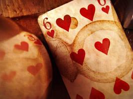 The 6 of Hearts by iamkatethegreat