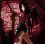 Widow Vampire by YueYume