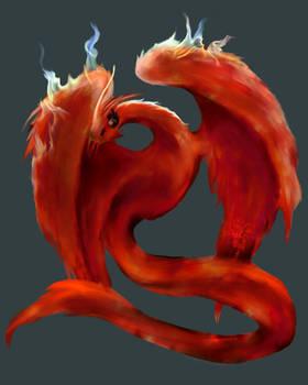 PhoenixFiree by YueYume