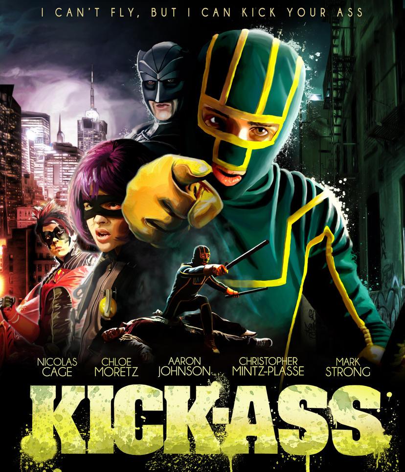 Kick Ass Art 31