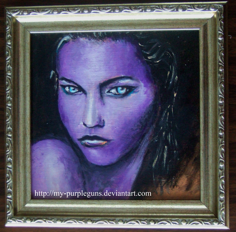 purple by my-PurPleGUNs