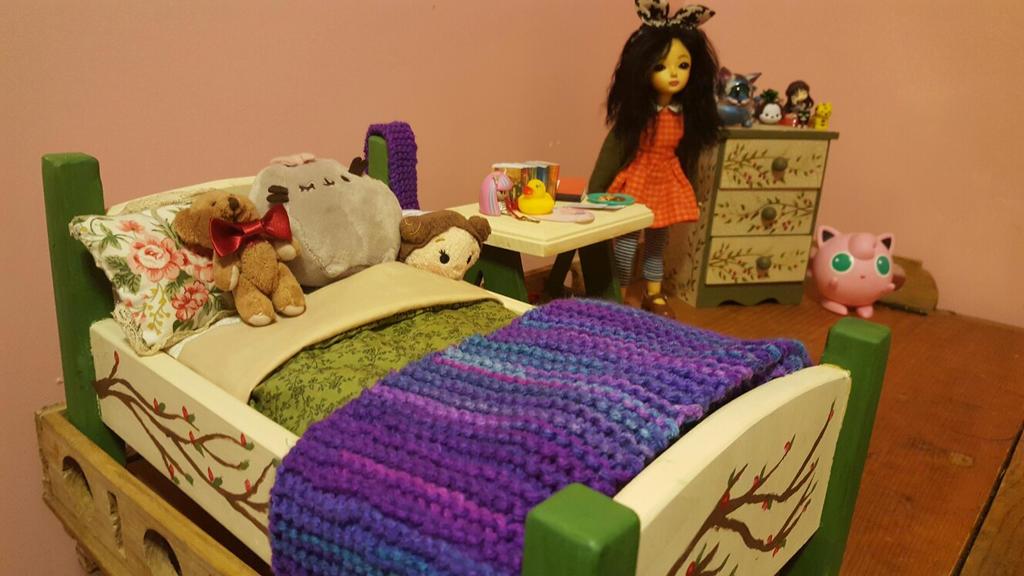 Mei's room by furubafan3