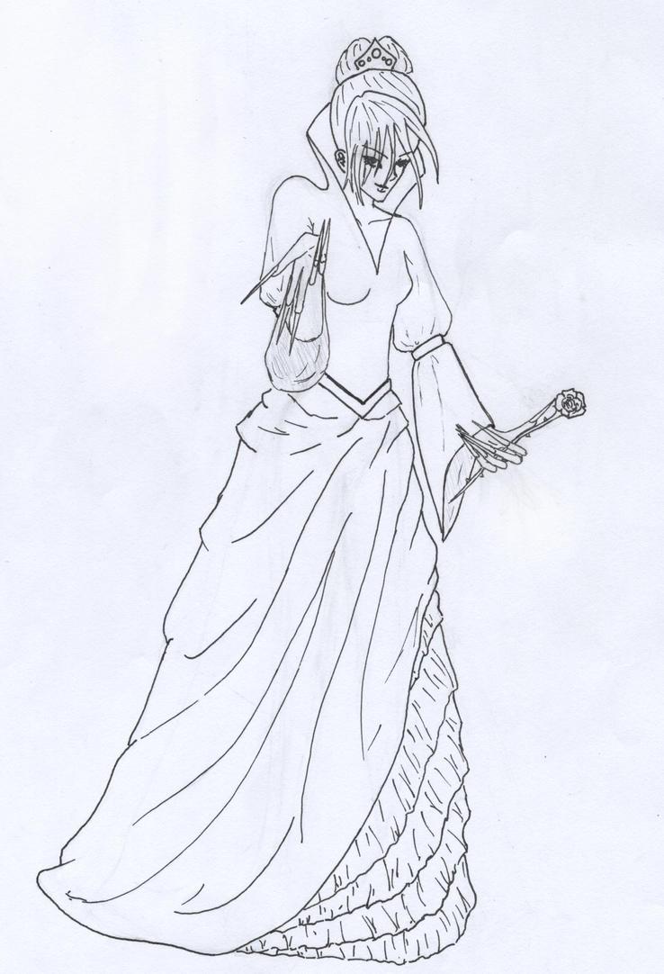 The Queen by Neko-Emi