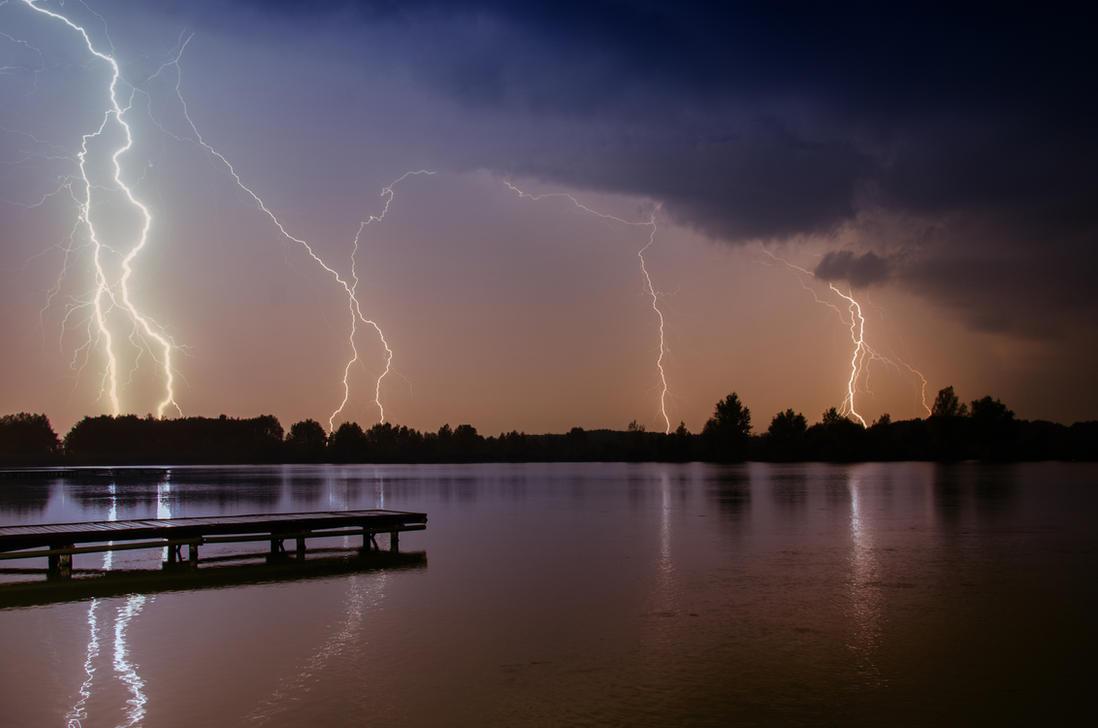 Autumn storm II. by adamcroh
