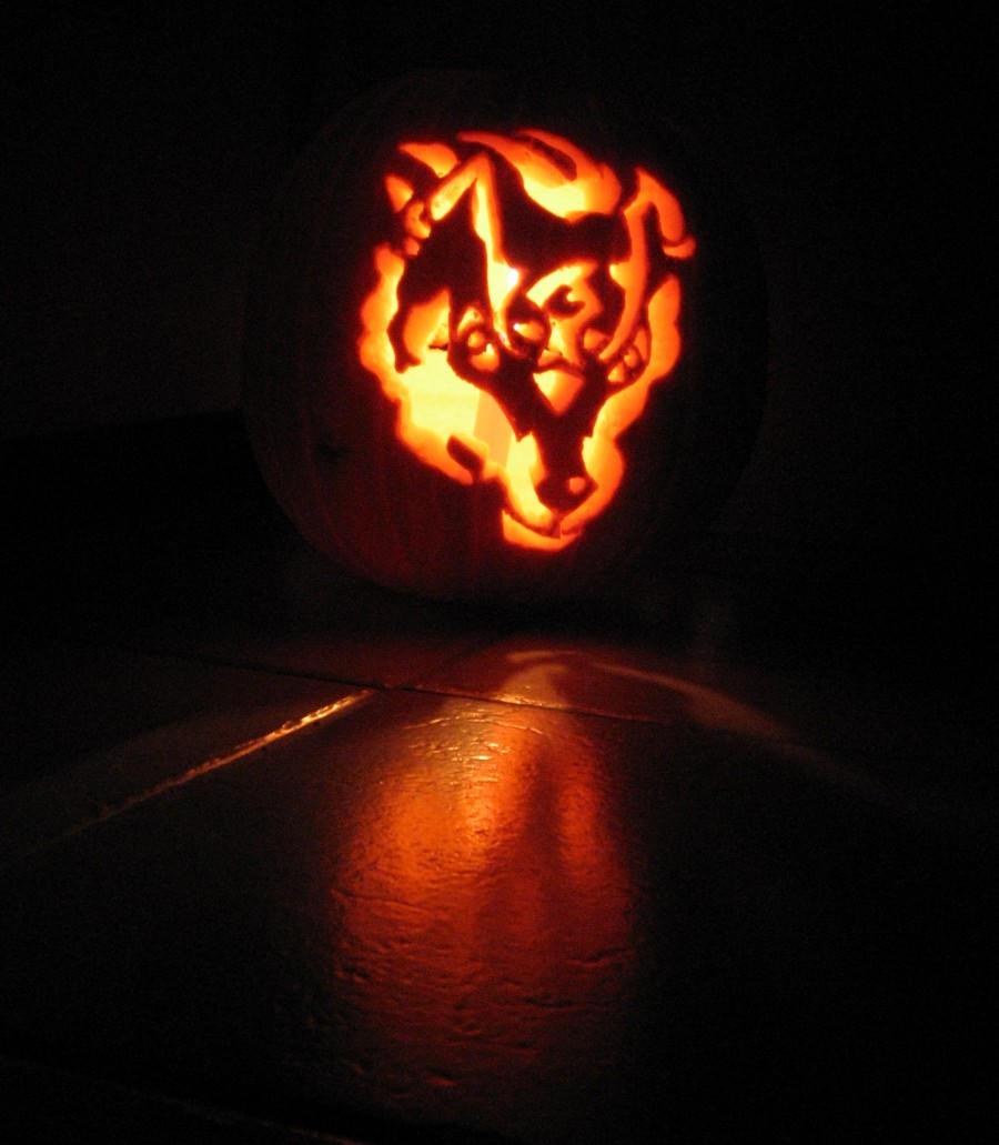 Wolf link carving by sage of hyrule on deviantart