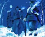 SAMURAI7-the villains