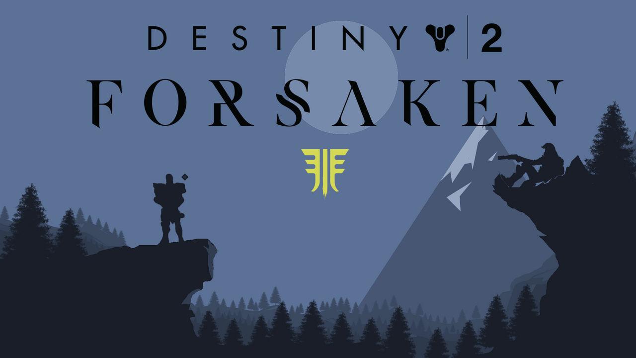 Destiny 2 Forsaken Wallpaper By Blackquill12 On Deviantart