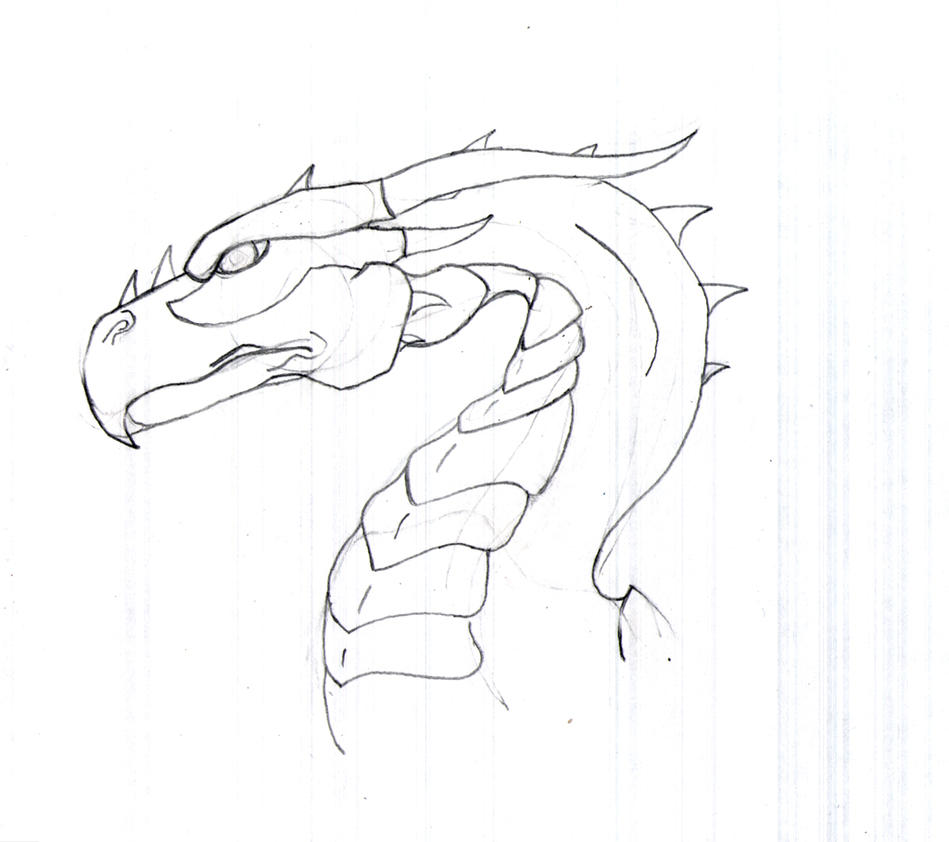 Fire Breathing Dragon Sketches In Pencil Cartoon Dragon Dragon Heads  Howtodraw By Takato14