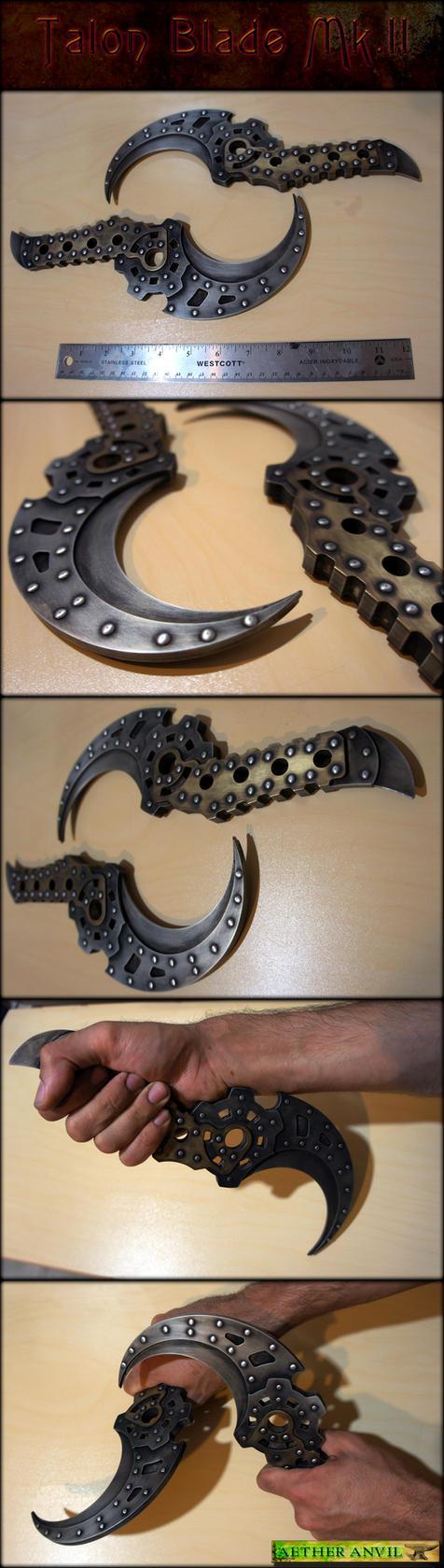 Talon Blade Mk.II by AetherAnvil