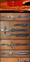Steampunk Modular Sword - Sky Rogue