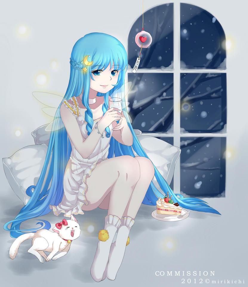 C: Luna by Miriki-Chi