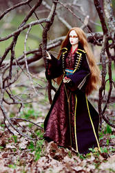 mark - in the forest by surya-s-dolls