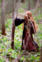 Mark - in the forest 2 by surya-s-dolls