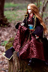 Mark - in the forest 3 by surya-s-dolls