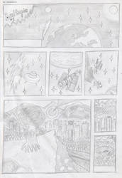Bultopia webcomic No1