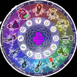 Zodiac Troll Wheel