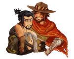 McHanzo hold the mayo side of fluff