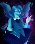 Steven Universe Aquamarine