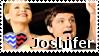 Joshifer Stamp by WolfStar7