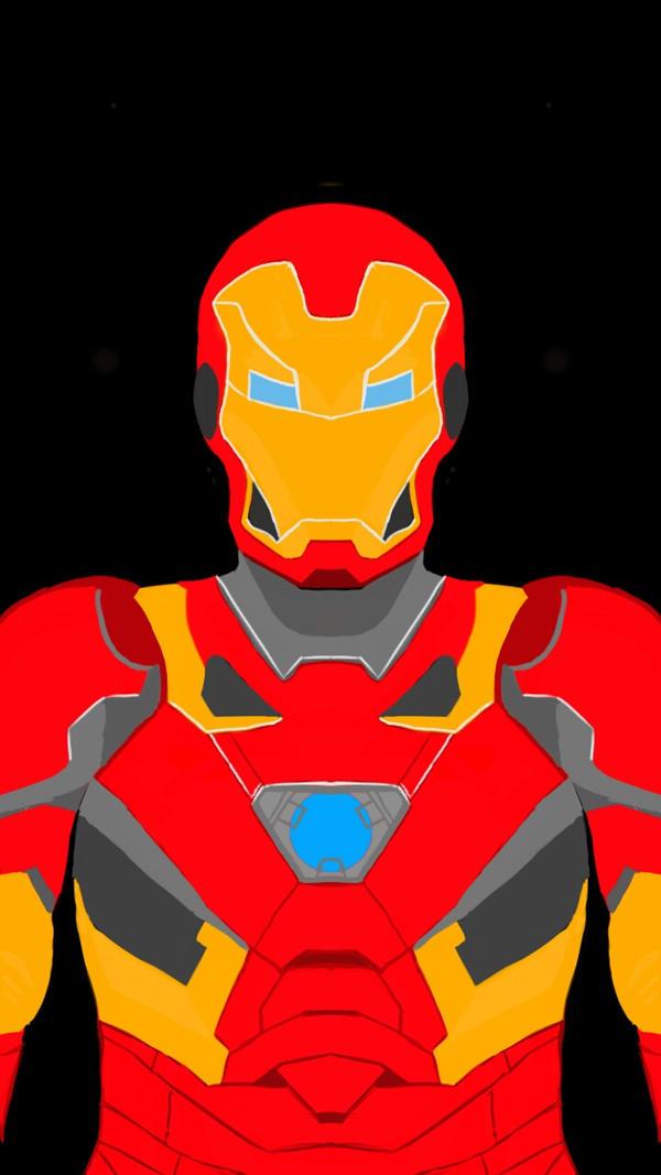 Ironman by TekieScythe