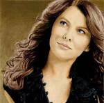 Lauren Graham colored