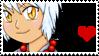 Taisho Bee Fan Stamp by Tsuna-Draken