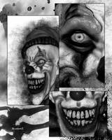 clown... by exelworkz