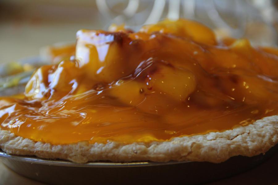 Peach Pie by tordavis
