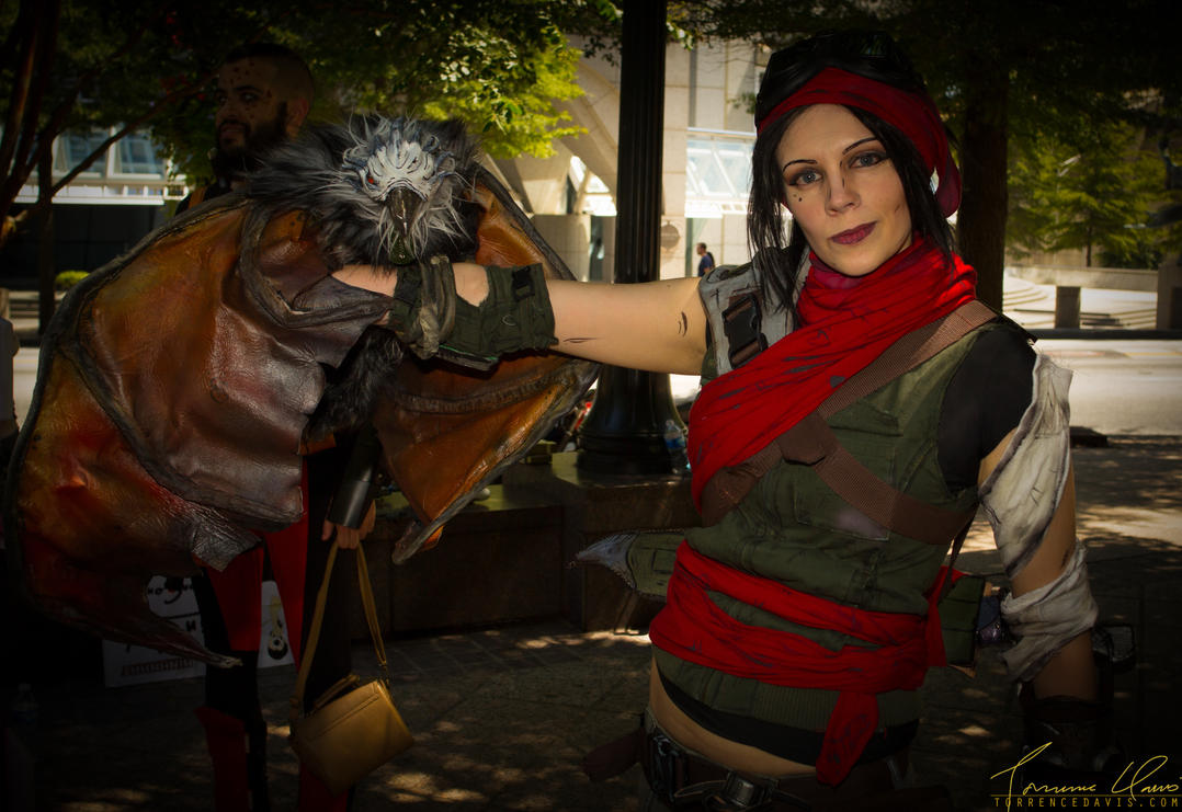 DragonCon 2014 - Bordlands 2 Mordecai and Bloodwin by tordavis