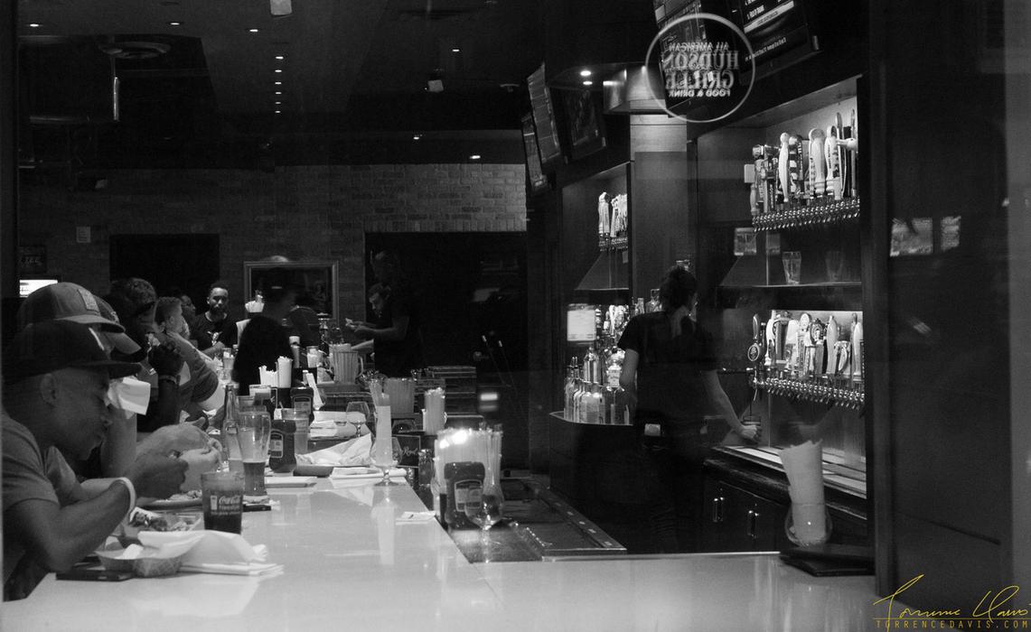 Hudsons Cafe Atlanta by tordavis