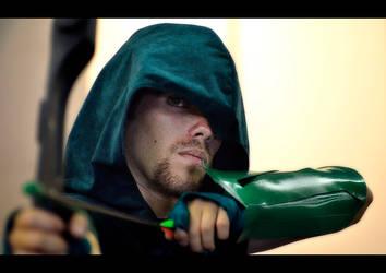 Green Arrow by LordVick13