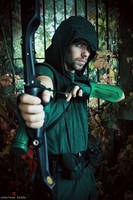 Green Arrow by LordVick13