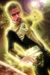 Thal Sinestro - Green Lantern by LordVick13