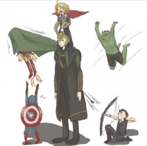 GodofMischief-Loki's Profile Picture