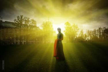 Cirilla Fiona Elen Riannon by DamnAvenger