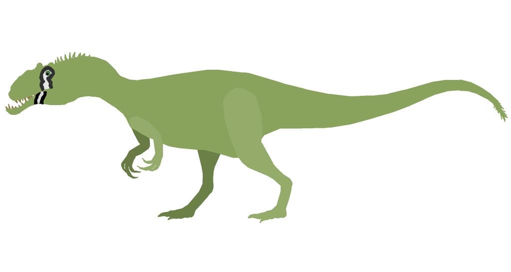Allosaurus Dinosaur King - Best Image Dinosaur 2017